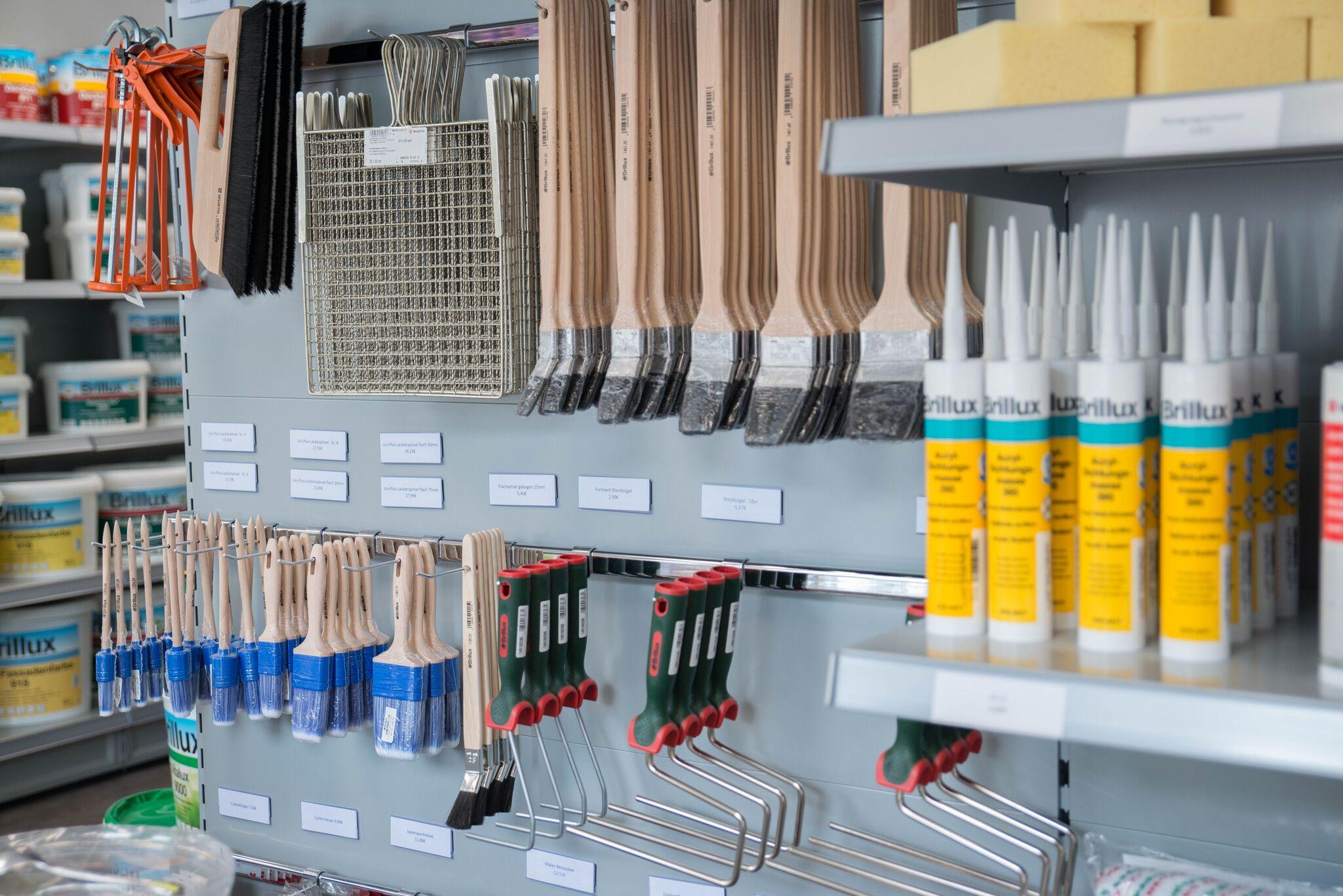 Maler Wohnwerk Fachhandel Zubehör