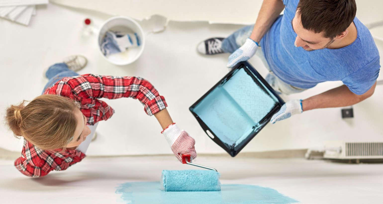 Maler- und Tapezierarbeiten